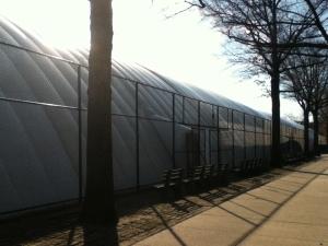 Prospect Park Tennis Domes