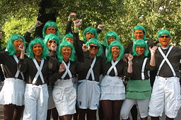 Some other Oompa Loompa fans...